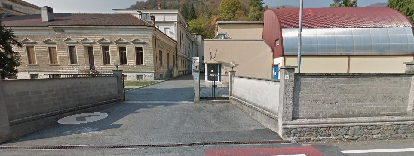 Palazzetto Via D'Adda clicca per google maps